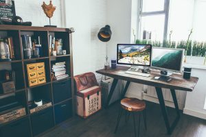 Work From Home Workspace